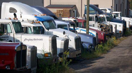 Truck Dismantlers Otago & Southland