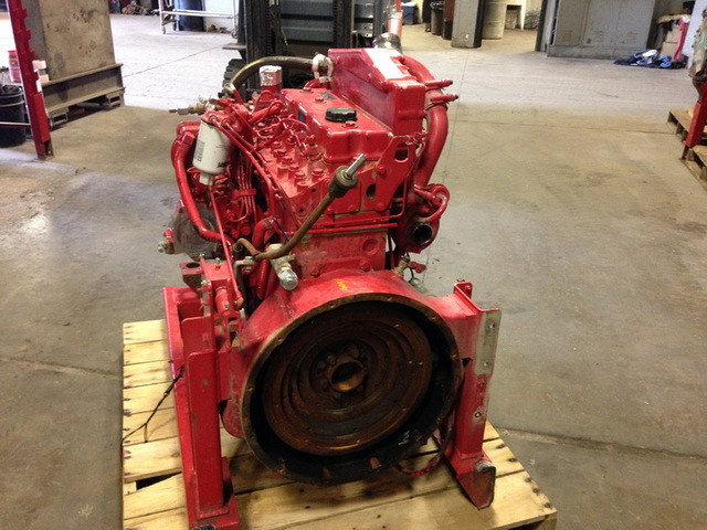 b05e25700539 Perkins 1004-40T Diesel Engine