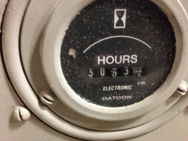 Perkins 1004-42 Diesel Power Unit w/Hand Clutch