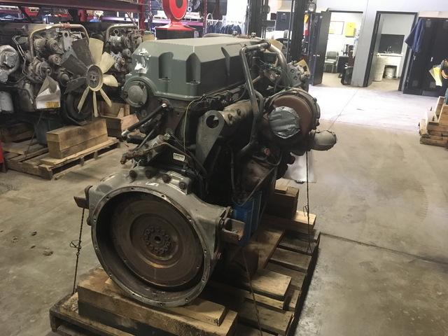 Detroit Diesel 12.7L Series 60 DDEC 5 EGR Engine