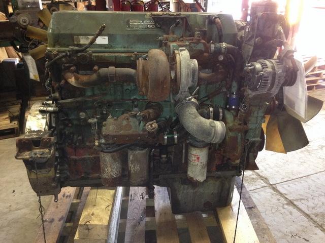 Detroit 12 7l Series 60 Ddec 2 Diesel Engine