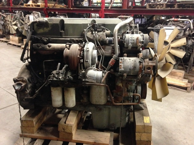 Detroit Diesel 14 0L Series 60 DDEC 5 EGR Engine