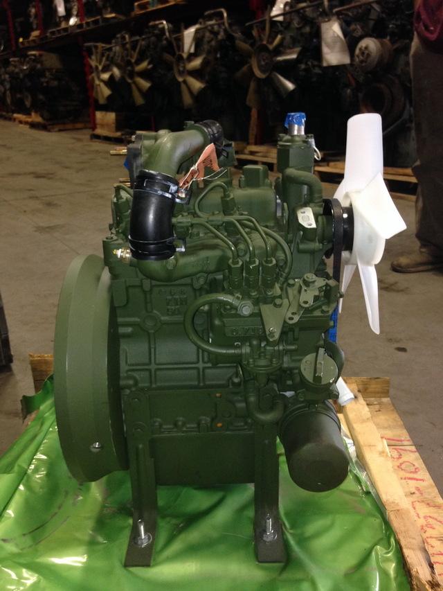on New Kubota D722 T Turbocharged Diesel Engine
