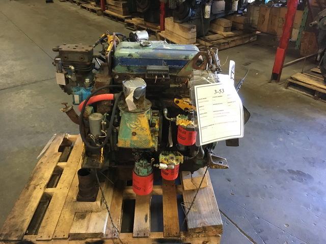 Detroit Diesel 3-53 Engine