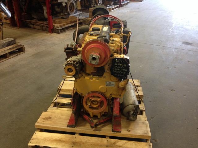 Caterpillar 3054C 97hp Turbocharged Engine SOLD
