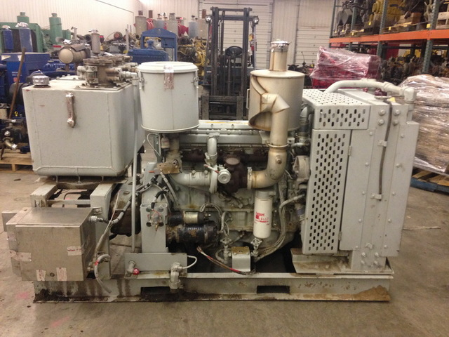 Caterpillar 3116 Hydraulic Power Unit