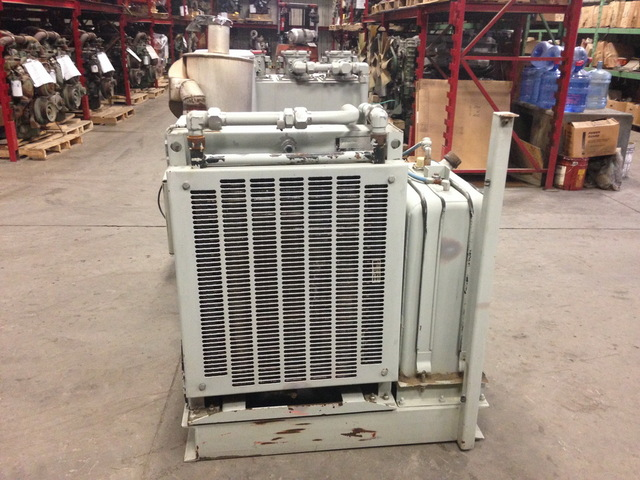 Caterpillar 3116-DITA Hydraulic Power Unit