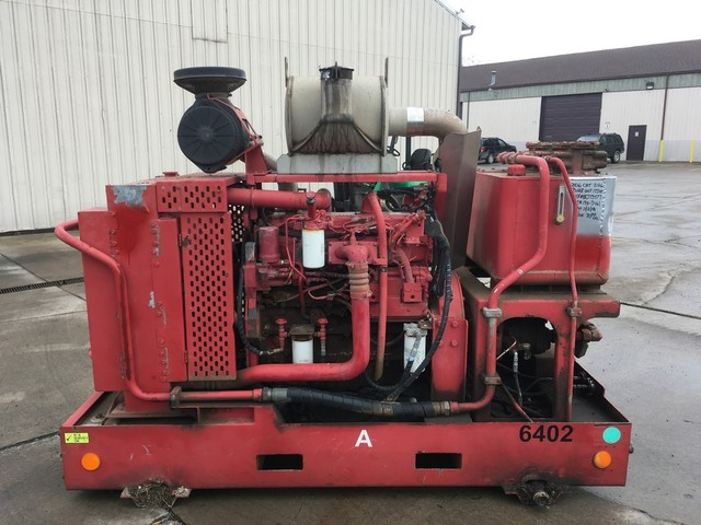 3126B HYD. POWER UNIT