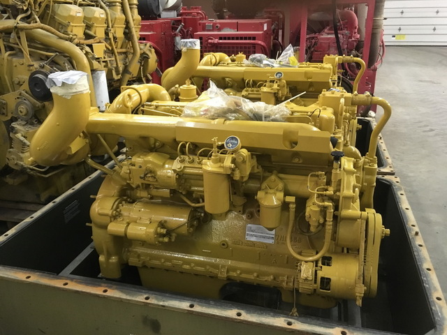 Cat Natural Gas Engines For Sale