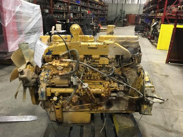 Caterpillar 3406a 325hp Diesel Engine