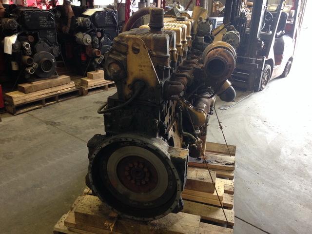 Caterpillar 3406E-435hp Diesel Engine
