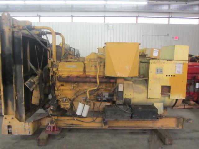 Caterpillar 3412-520KW Diesel Generator | SR4 Generator ...