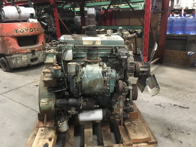 Detroit Diesel 4 71 Engine