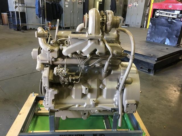 Govt Rebuilt John Deere 4039t Diesel Engine