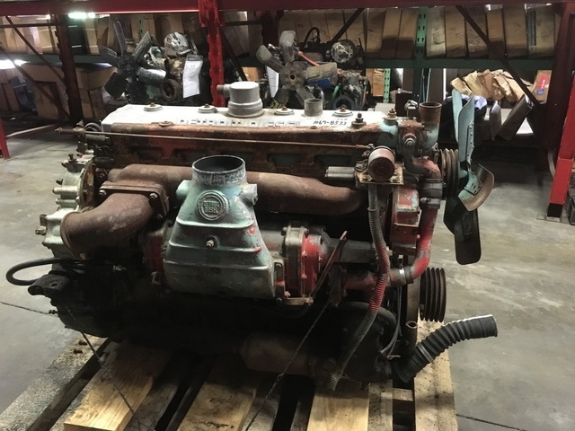 Detroit Diesel 6 71 Engine