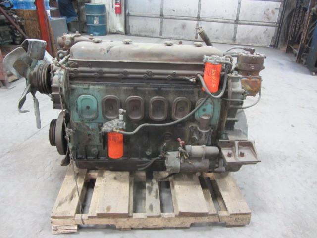 DETROIT DIESEL 6-71 | 71 SERIES USED ENGINE - Adelman's ...