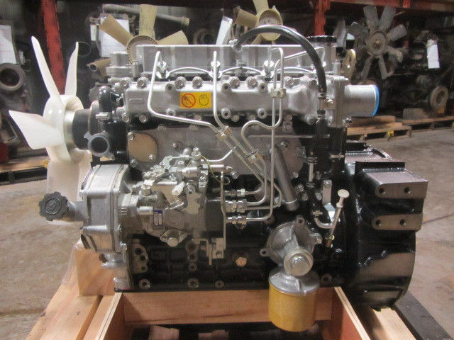 New Perkins 804D-33 Diesel Engine