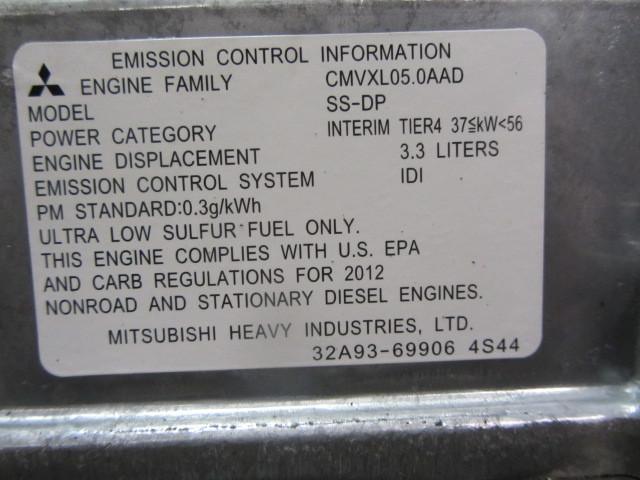 New Perkins 804D-33 Diesel Engine