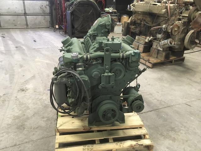Govt Rebuilt 8V71 Detroit Diesel Engine