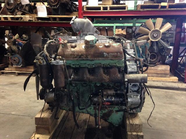 Detroit Diesel 8V71 Takeout Engine