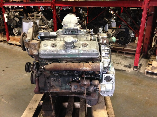Detroit Diesel 8v71 Takeout Engine