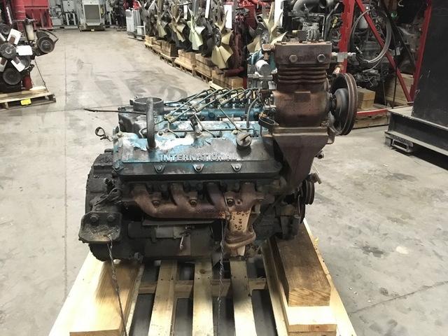 International 9 0 Liter Diesel Engine