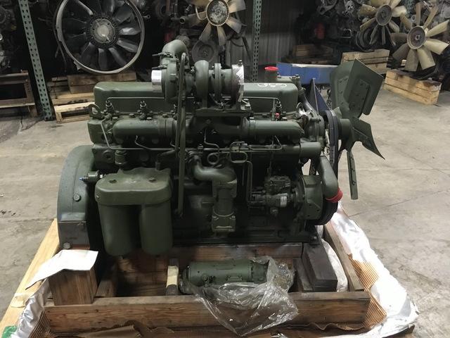 Govt. Rebuilt Allis Chalmers 3500 Diesel Engine