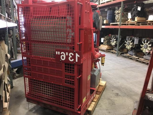 Caterpillar C11 Industrial Power Unit