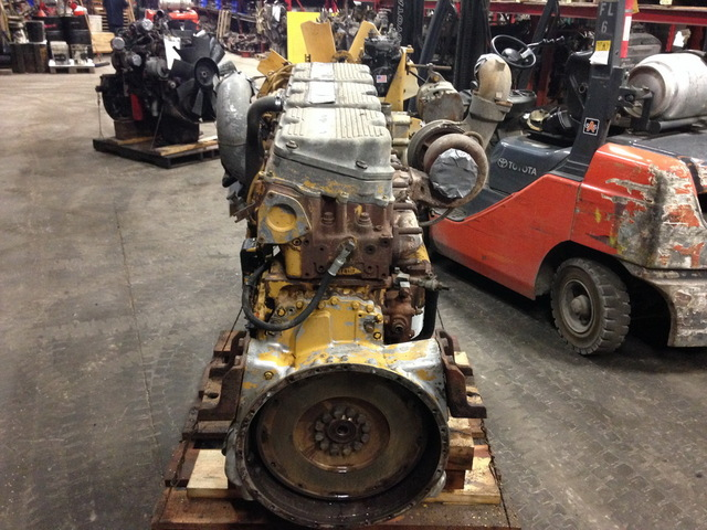 Caterpillar C15 Single Turbo | 6NZ - Adelman's Truck Parts