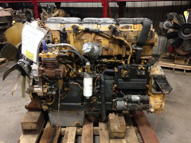 Caterpillar C15 475hp Acert Diesel Engine
