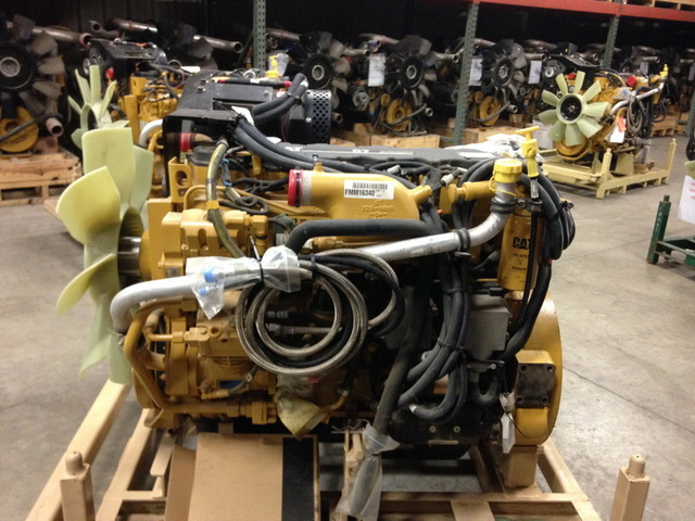 New Caterpillar C7 Diesel Engine