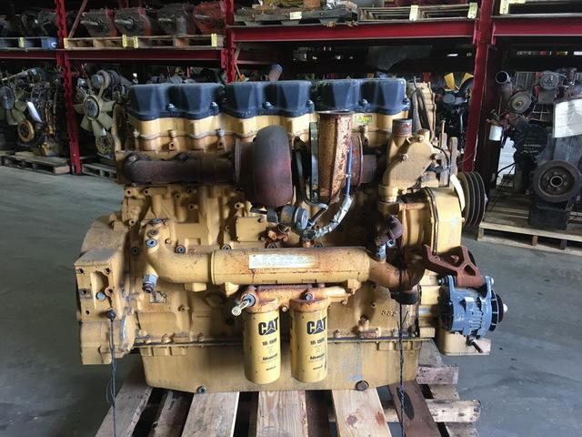 Caterpillar C18 Industrial Engine