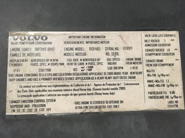 Volvo D13-485HP Diesel Engine