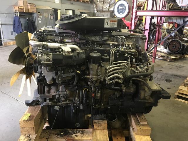 Detroit Diesel DD15 Electronic Engine