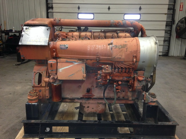 Deutz bf6l913c air cooled diesel engine for Deutz motor for sale