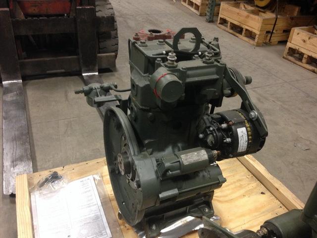 Lister Petter  Onan 2 Cyl  Dn2 Reman Diesel Engine