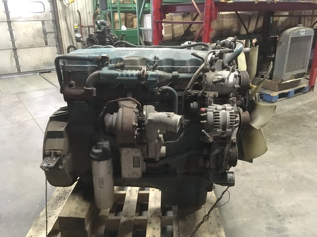International DT466 EGR 225hp Diesel Engine