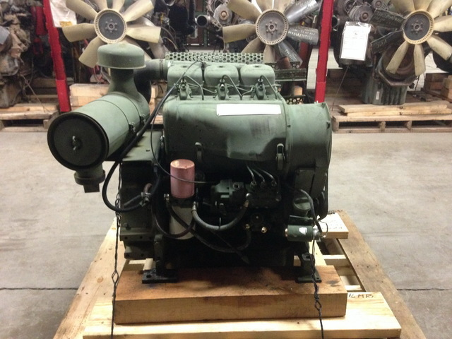 Deutz F3l912 Air Cooled Diesel Engine