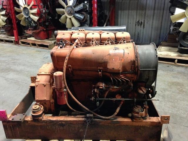 Deutz F5l912 Air Cooled Diesel Engine