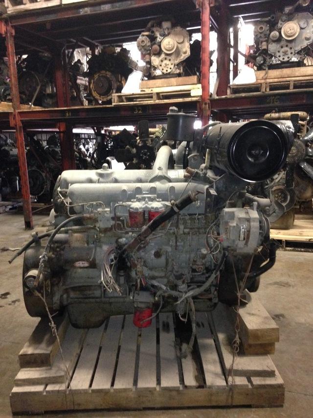 Ford 7.8L-185hp Diesel Engine