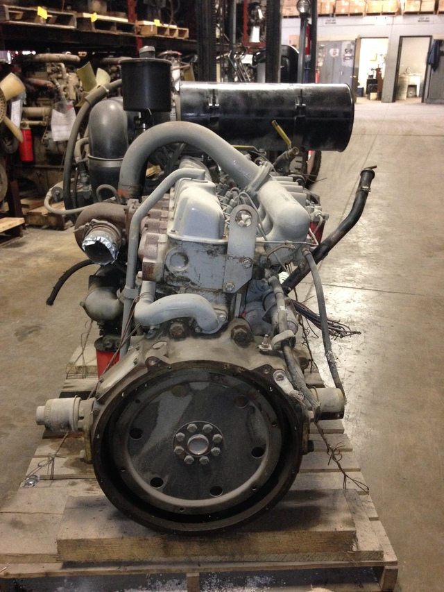 Ford 7.8L-185hp Diesel Engine