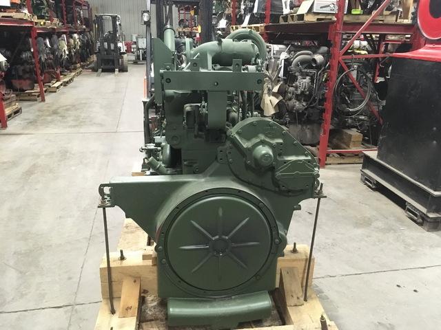 Unused Govt Surplus Caterpillar 3306-DI Diesel Engine