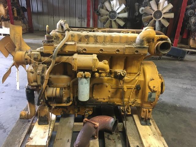 Caterpillar 3306 Industrial Diesel Engine