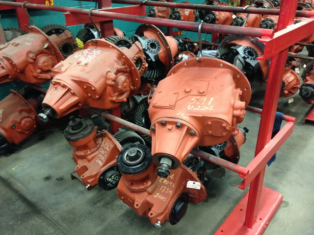 Huge Selection Of Rebuilt Differentials In Stock