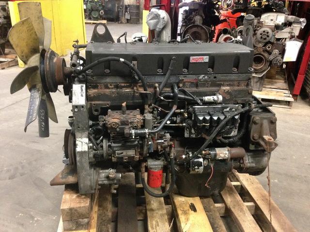 Cummins ISM 330hp Diesel Engine