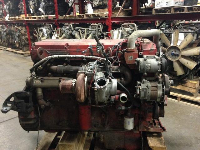 Cummins Isx 435hp Egr Dpf Engine