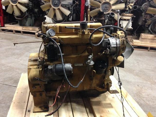 John Deere 4219d Diesel Engine