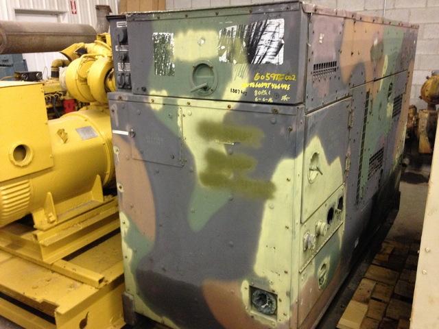 John Deere 60 Generator : John deere t kw diesel generator