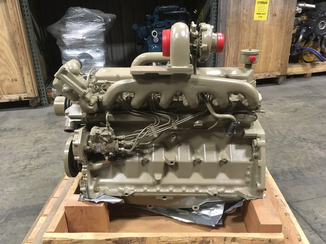 John Deere 6059T Govt Rebuilt Diesel Engine