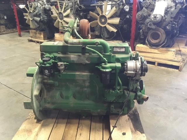 John Deere 6068T Power Tech Engine